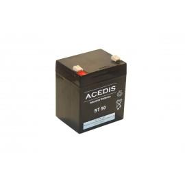 Batterie  12V - 4.5A pour SM3