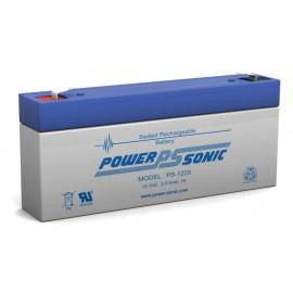 Batterie 12V - 2.9A pour S Line