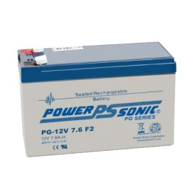 Batterie 12V - 7.6 Amp