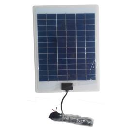 Panneau solaire 10W - Portails