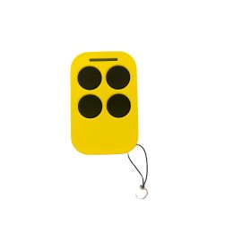 Télécommande 4 voies Sérem - Diode jaune (Apres 2020)